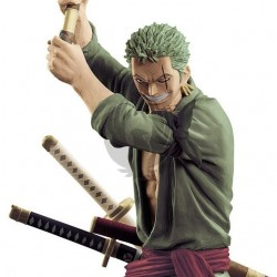 ONE PIECE / Zoro Samurai Pose Figure