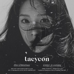 TAEYEON) - THIS CHRISTMAS - WINTER IS COMING