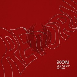 IKON - 2 Album RETURN [Red Ver.]