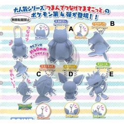 POCKET MONSTER  TSUMANGE TSUNAGETE MASCOT VOL.4