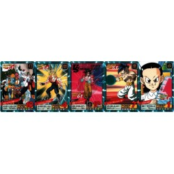 Dragon Ball GT Super Battle (Power Level) Part 20 Regular Set