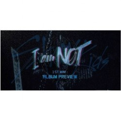 STRAY KIDS - I AM NOT [A Ver.]