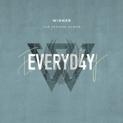 WINNER - 2 Album EVERYD4Y [Day Ver.]