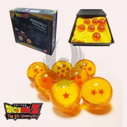 Dragon Ball - 7 Dragon Balls Set
