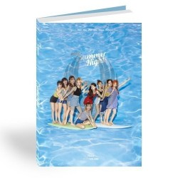 TWICE - SUMMER NIGHTS [A Ver.]