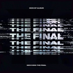 IKON - NEW KIDS : THE FINAL [Blackout Ver.]