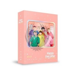 BTS- BTS 4th Muster HAPPY EVER AFTER DVD