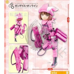 SWORD ART ONLINE ALTERNATIVE GUN GALE ONLINE REN