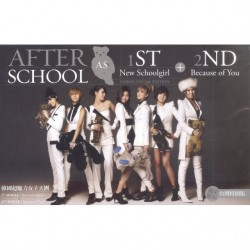 After School 1st + 2nd Single Album
