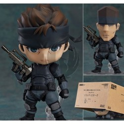 METAL GEAR SOLID  SOLID SNAKE Nendroid