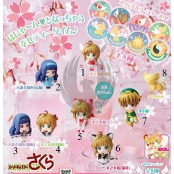 CARD CAPTOR SAKURA HANYANA TEA TIME