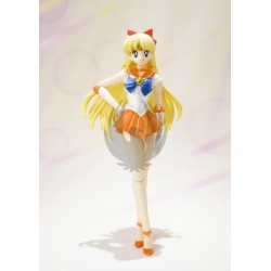 S.H. FIGUARTS  SAILOR MOON CAROLA SAILOR VENUS