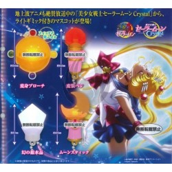 SAILOR MOON CRYSTAL  CRYSTAL LIGHT MASCOT