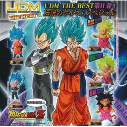 DRAGON BALL CHO (Super)  ULTIMATE DEFORUME MASCOT  THE BEST 11