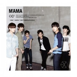 EXO-K / 1th mini Album「MAMA」