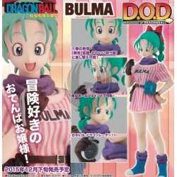 DRAGON BALL Z SERIE D.O.D. ~BULMA~