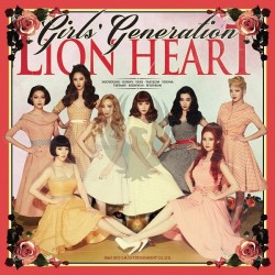 Girls' Generation / Album Vol.5 [Lion Heart] Red