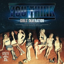 GIRLS' GENERATION / Album Vol.5 [You Think] Black