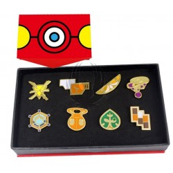 POKEMON PIN SET .4