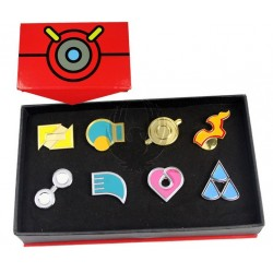 POKEMON PIN SET .1