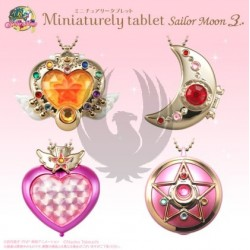 SAILOR MOON MINIATURELY TABLET VOL.3