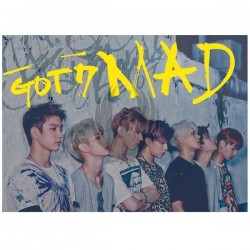 GOT7 /  MAD CD+DVD