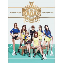 AOA / Heart Attack [CD+DVD]