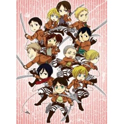 ATTACK ON TITAN - L035