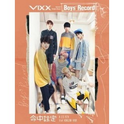 Vixx - Special Single Album Boys' Record