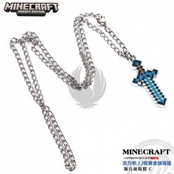 Minecraft / Espada del diamante Necklace