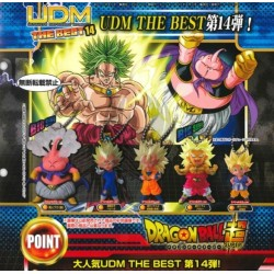 DRAGON BALL SUPER ULTRA DEFORUME MASCOT THE BEST 14