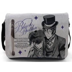Black butler Bandolera Canvas Casual 2015