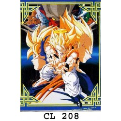 DRAGON BALL - CL208