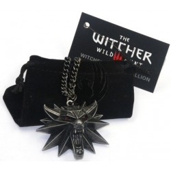 The witcher 3 Necklace