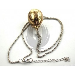 Harry Potter Golden Egg Necklace