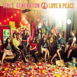 Girls` Generation - LOVE & PEACE