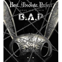 B.A.P/Absolute. Perfect [Type-A, CD+DVD]