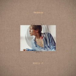 SHINee (TAEMIN) Album Vol.1 [Press It].