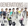 GENERATIONS from EXILE TRIBE SPEEDSTER [CD+2DVD]
