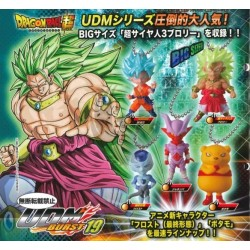 DRAGON BALL SUPER ULTIMATE DEFORUME MASCOT BURST 19