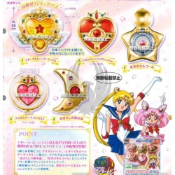 SAILOR MOON HENSHIN COMPACT MIRROR 2