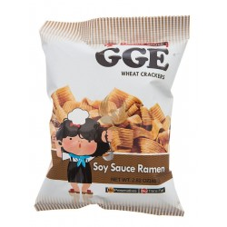 GGE Wheat Crackers Soy Sauce