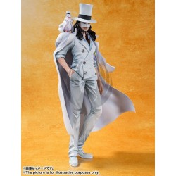 ONE PIECE FIGUARTS ZERO ROB LUCCI FILM GOLD VER.