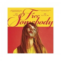 FX f(x) Luna 1st Mini Album - Free Somebody
