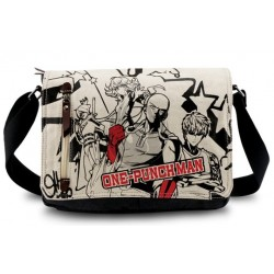 One Punch Man BANDOLERA CANVAS CASUAL