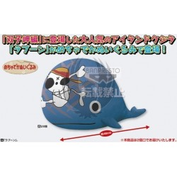 ONE PIECE MECHA DEKA PLUSH DOLL RABOON