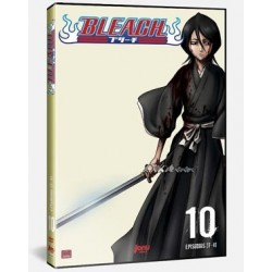 BLEACH DVD - VOLUMEN 10