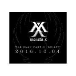 MONSTA X / Mini Album Vol.4 [THE CLAN 2.5 PART.2 GUILTY]