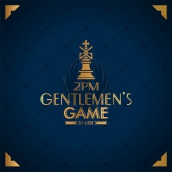2PM / Album Vol.6 [GENTLEMEN'S GAME]
