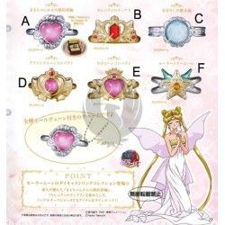SAILOR MOON DIECAST RING CHARM